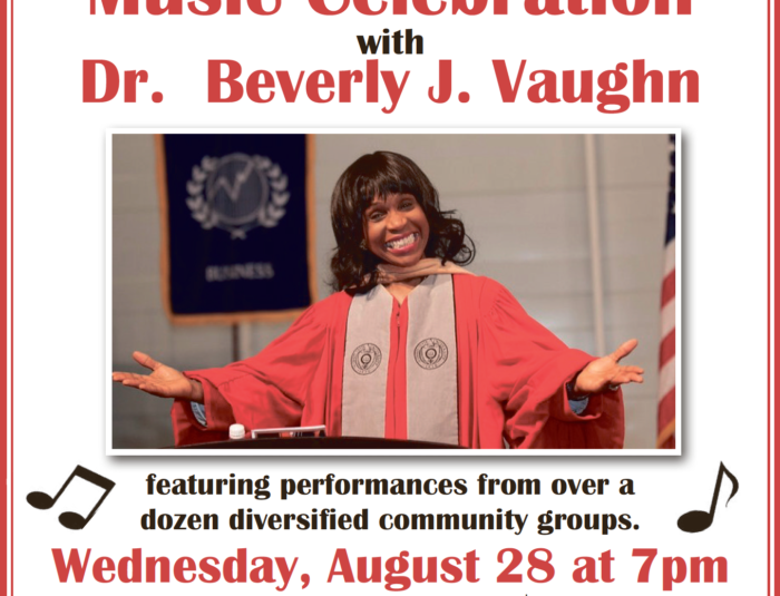 PLAYBILL BETH EL PRESENTS – Wednesday, August 28 • promptly at 7 p.m.